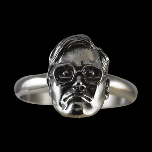 Bubbles Cock Ring Stainless Steel - Cock Ring - Big Joes Biker Rings