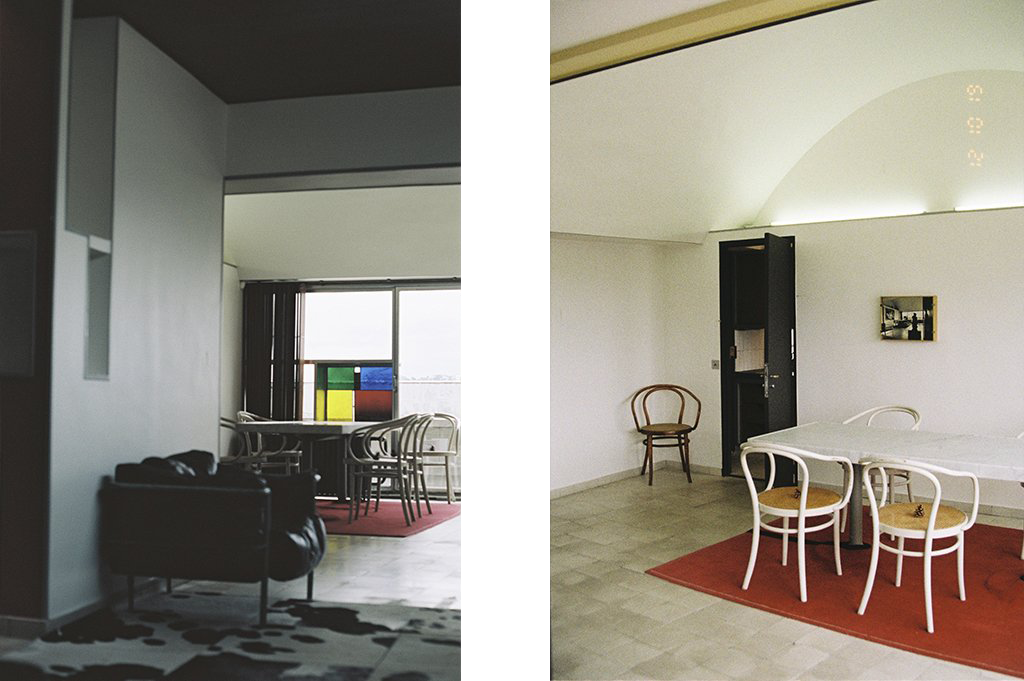 Le Corbusier's Studio-Apartment