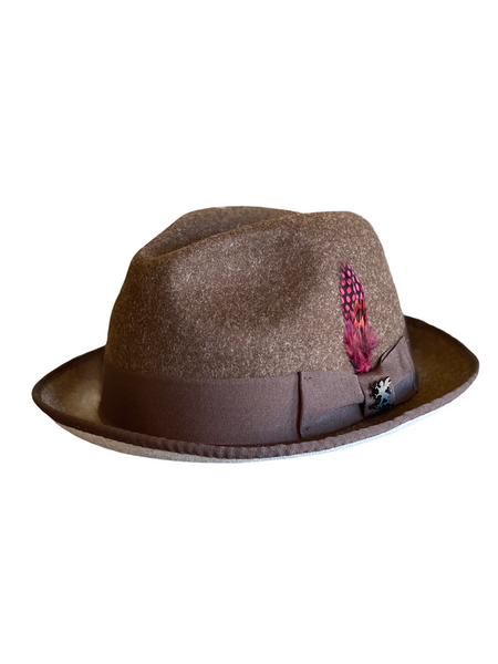 Two-Toned Fedora