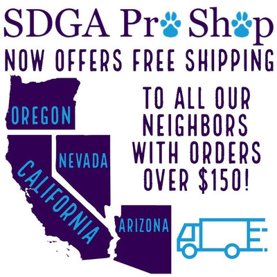 NOW OFFERING FREE SHIPPING OVER $150 TO CALIFORNIA, NEVADA, OREGON & ARIZONA
