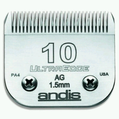 Andis UltraEdge Clipper Blade Size 10