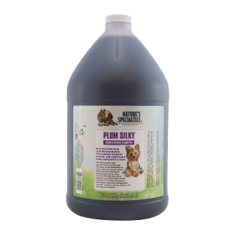 Plum Silky Conditioning Shampoo Gallon