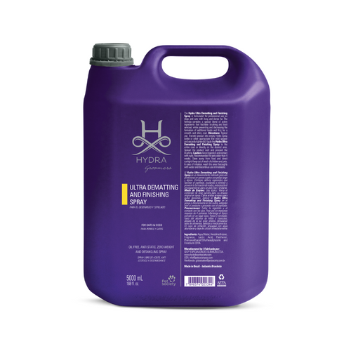 Hydra Ultra Dematting and Finishing Spray Refill 5 Liters