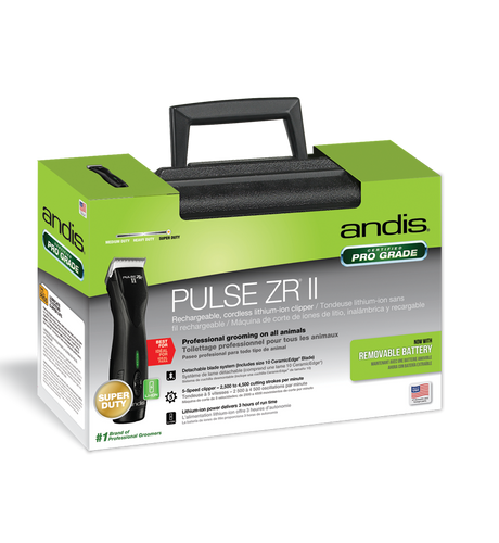 Andis Pulse ZR II Detachable Blade Clipper