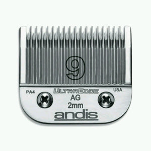 Andis UltraEdge Clipper Blade Size 9