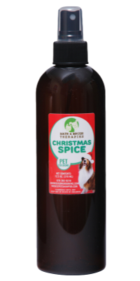 Christmas Spice Pet Cologne