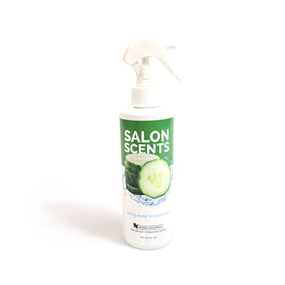 Bark 2 Basics Salon Scents Spring Water & Cucumber 8oz