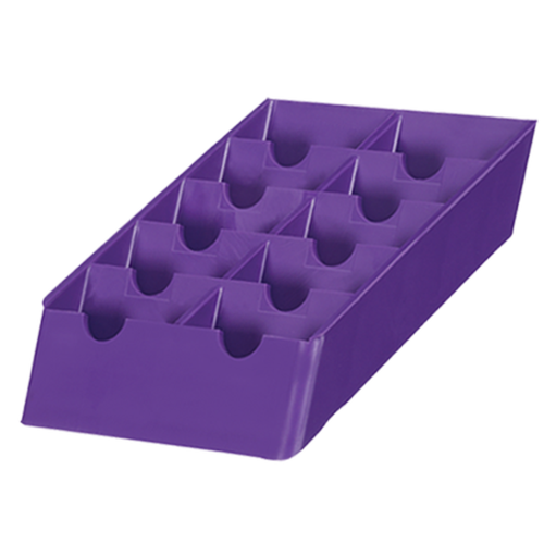 The Blade Rack Purple