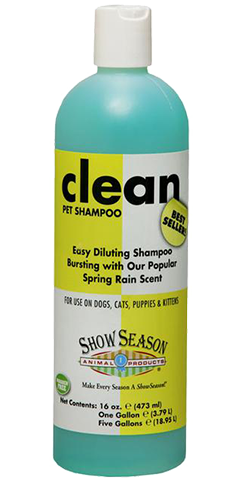16 oz. Clean Shampoo
