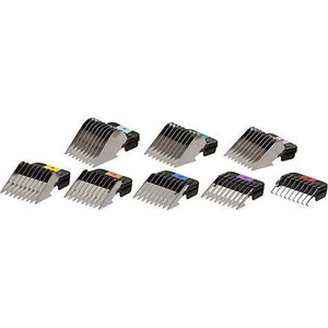 Wahl Stainless Steel Attachment Guide Comb Kit