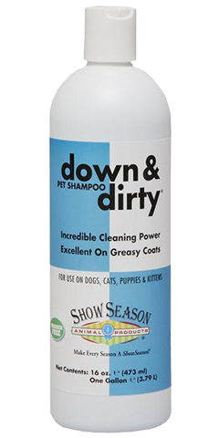Down & Dirty Shampoo 16oz
