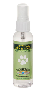 Oatmeal, Milk & Honey Pet Cologne