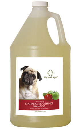 Fresh Apple Oatmeal Soothing Shampoo Gallon