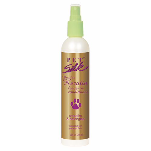 Pet Silk Keratin Leave in Conditioner 11.6oz