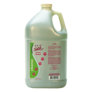 Pet Silk Tea Tree Shampoo Gal