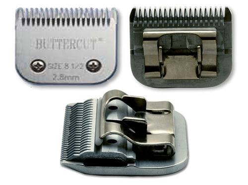 Geib Buttercut Stainless Steel #8 1/2 Blade
