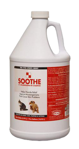 Soothe Pet Shampoo Gallon