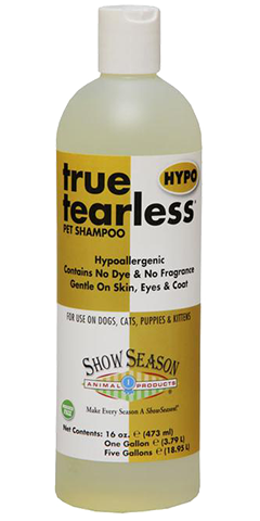True Tearless Hypo Shampoo 16oz