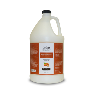 Coat Handler Undercoat Control DeShedding Conditioner Gallon