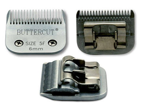 Geib Buttercut Stainless Steel #5F Blade