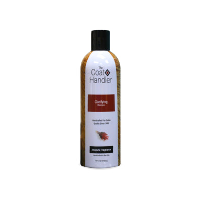 The Coat Handler Clarifying Shampoo 16oz