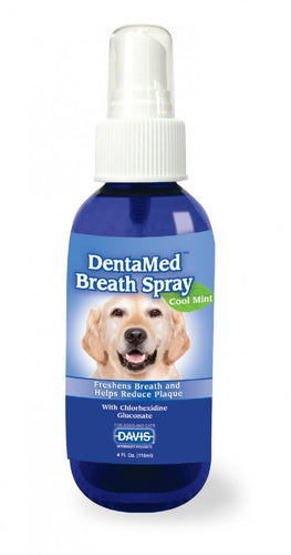 Davis DentaMed Breath Spray 4oz