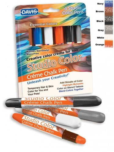Davis Studio Color Creme Chalk Pens
