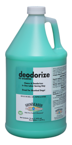 Gallon Deodorize Pet Shampoo