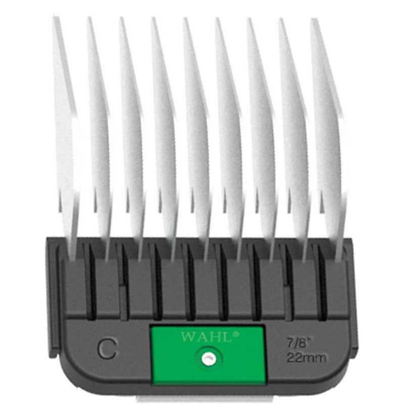 Wahl Stainless Steel Attachment Guide Comb 7/8
