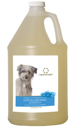 Tearless & Fragrance Free Hypoallergenic Shampoo Gallon