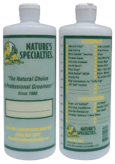 Nature's Specialties Dilution Mixing Bottle 32oz