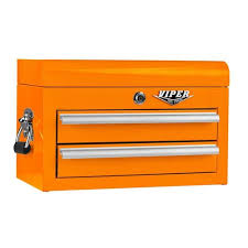 Viper 18″ 2-Drawer Mini Chest Multiple Colors