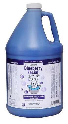 South Bark's Blueberry Facial Gal