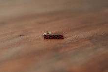 Wood Tie Clip- Diagonally
