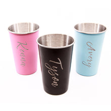 *PERSONALIZED 16oz cup o' cheer for each family member!