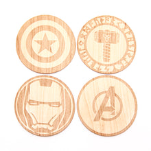 Elite NERD Wood Stickers