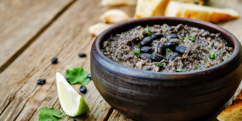 image of Black Bean Humus