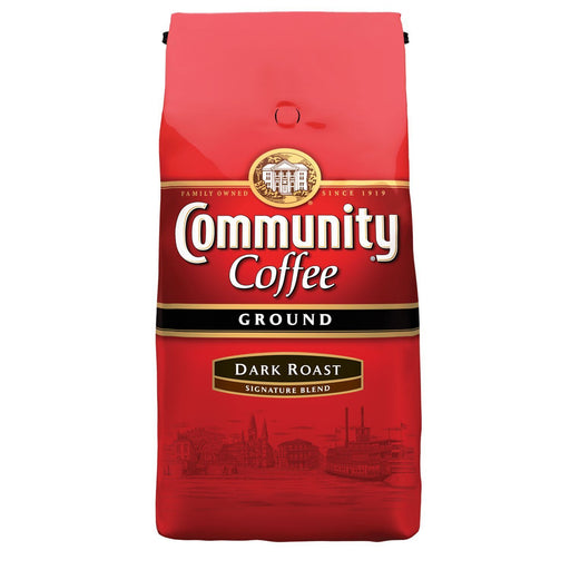 Community Coffee, Dark Roast, Ground (40 oz.) - EZneeds