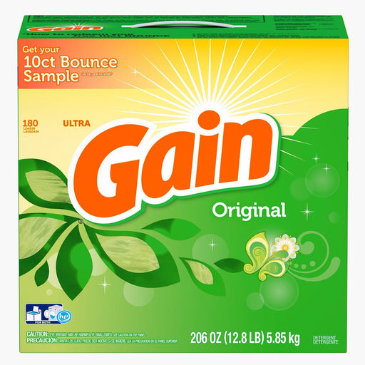 Gain Ultra Powder Laundry Detergent - Original (206 oz., 180 loads)
