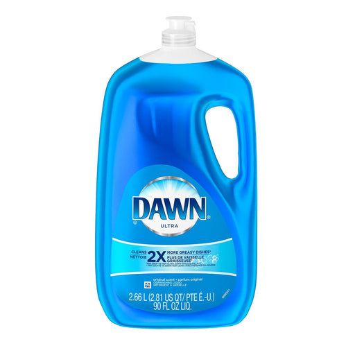 Dawn Ultra Concentrated Dish Detergent, Original Scent (90 oz.) - EZneeds