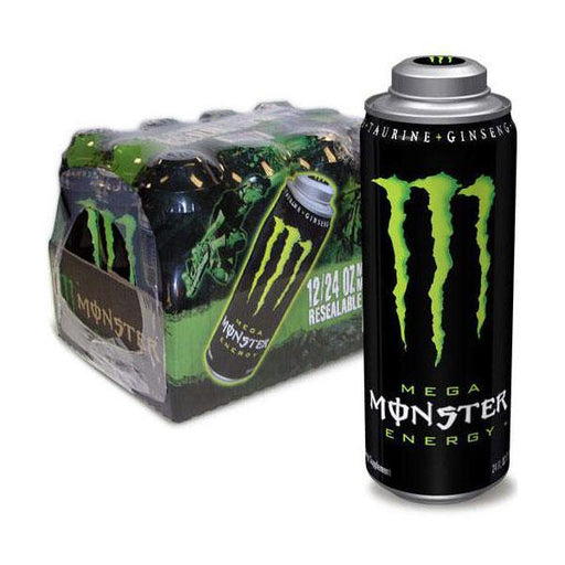 Monster Energy Mega (24 oz., 12 pk.)