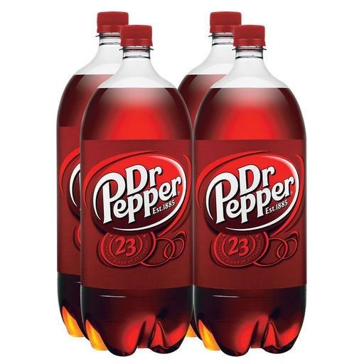 Dr Pepper (2 L bottles, 4 pk.)  - EZneeds