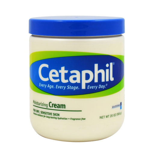 Cetaphil Cream, Moisturizing (20 oz.) - EZneeds
