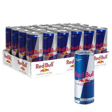 Red Bull Energy Drink, (8.4 oz., 24 pk.)