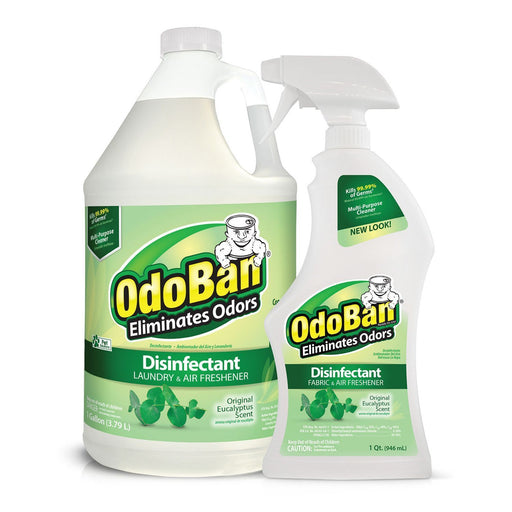 Eucalyptus OdoBan Odor Disinfectant (1 Gal., 32 oz. Spray Bottle)