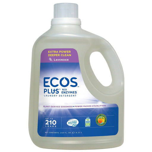 Ecos Plus With Enzymes (210 fl. oz., 210 loads)