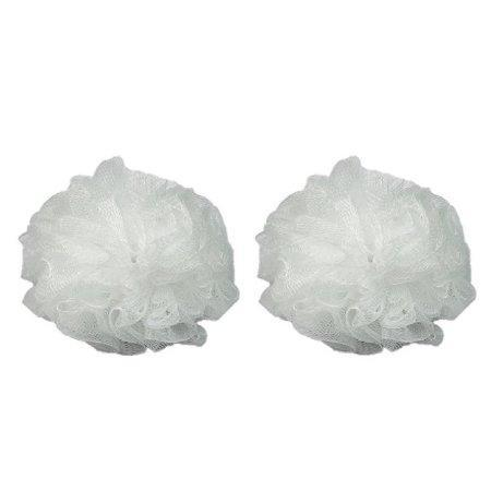April Bath & Shower Mesh Body Sponges (2 ct.) - EZneeds