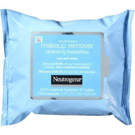 Neutrogena Makeup Remover Cleansing Towelette Refills (25 ct.)