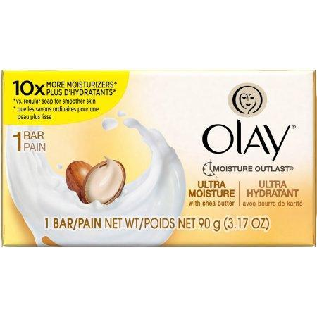 Olay Ultra Moisture with Shea Butter Beauty Bars (5 oz., 1 bar)