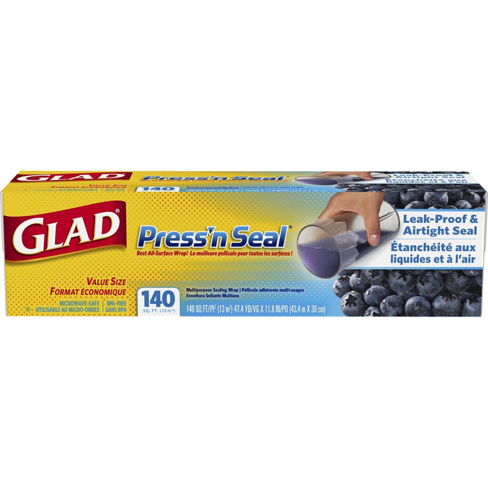 Glad Press'n Seal Food Wrap (140 sq. ft.)